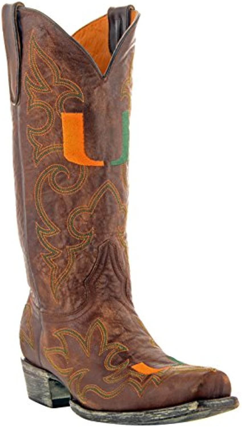 NCAA Miami Hurricanes Herren Gameday Stiefel