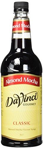 DaVinci Gourmet Classic Almond Mocha Syrup Pet, 1er Pack (1 x 1 l)