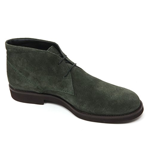 B9788 Turkey Man Tods Cirage De Chaussures Vert Forêt Botte Chaussure Homme Vert