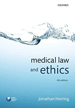 Medical Law and Ethics by [Herring, Jonathan]