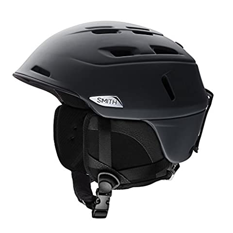Smith Camber Casque de ski Noir Mat