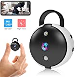 Spy Camera Wireless Hidden Security Camera Mini Wi-Fi Cam HD 1080P Covert Secret