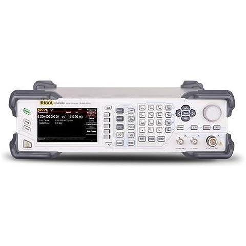 GOWE fuente de señal de radiofrecuencia/RF Generador 9KHz ~ 3GHz.