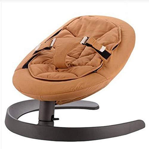Tcaijing Babyschaukel Baby Schaukelstuhl Recliner Komfort Stuhl Baby Wiege Kind Shaker-Stuhl Schaukeln