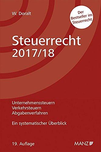 Steuerrecht 2017/18