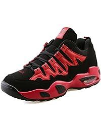on sale 96264 b0158 SHELAIDON Basketballschuhe Herren Basketball Schuhe Damen Shoes Turnschuhe  Outdoorschuhe
