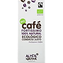 AlterNativa3 Café Fortissimo Molido - 3 Paquetes de 250 gr - Total: ...