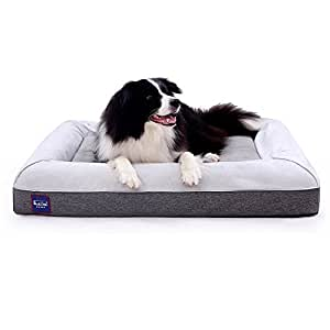 Laifug Orthopedic Memory Foam Xlarge Sofa Pet Dog Bed