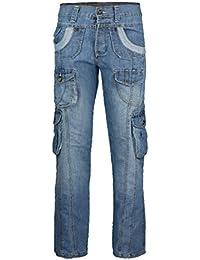 Peviani - Jeans - Homme bleu bleu clair Taille unique
