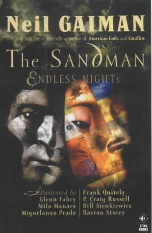 Sandman Tome 10 - Sandman: Endless Nights by Neil Gaiman