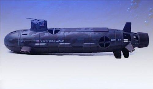MI-SSN-21 mit Licht / grau