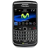 Blackberry 9700 Bold Movistar libre (QWERTY)Quad-Band 3G Smartphone with 3.2 MP Camera, GPS, Wi-Fi and Bluetooth Negro