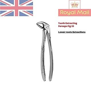 Zamaha UK Zahnzange, Feige 33, Unterwurzel-Extraktionen, Zamaha UK