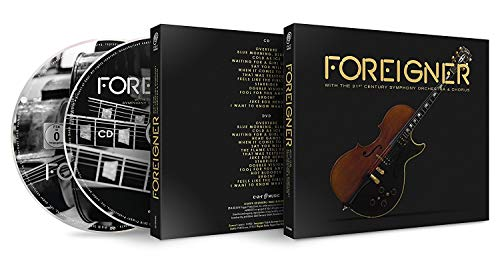 With The 21st Century Symphony Orchestra & Chorus (CD+DVD Edition)