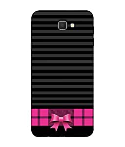 Fuson Designer Back Case Cover for Samsung Galaxy On Nxt (2016) (Pinkish Girls College Student Office Employee)