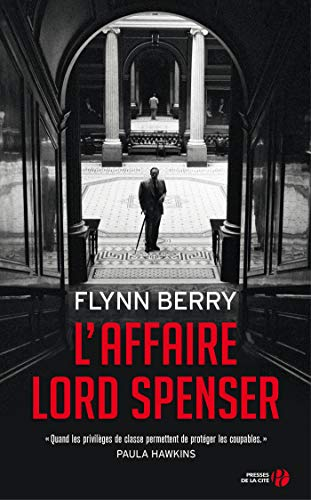 LAffaire Lord Spenser (French Edition) eBook: Flynn BERRY ...