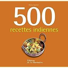 500 recettes indiennes