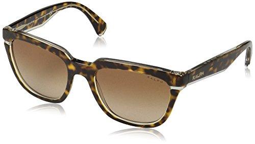 Ralph Lauren Ralph by Damen 0RA5237 169913 53 Sonnenbrille, Tortoise Crystal/Browngradient Ralph Lauren Crystal