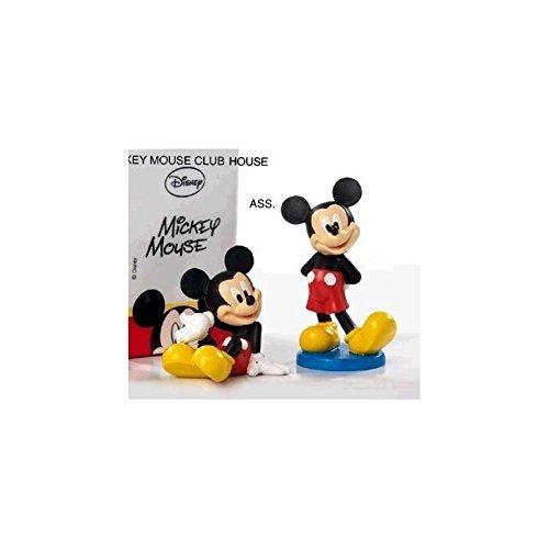 Assortiment de 2 figurines Mickey cadeaux de baptême
