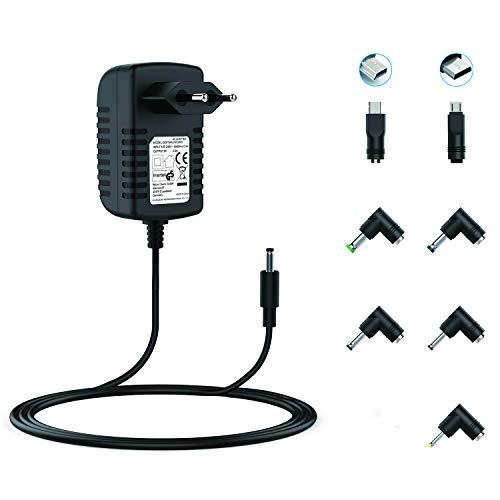 Universal-Netzteil 5V 3A/3000mA Ladegerät Netzteil (TÜV GS gelistet) für Heim-Elektronik, Router, Lautsprecher, LCD-Fernseher, Kameras, TV-Boxen, USB-Hub und mehr 5V Kleine Elektronikgeräte (7 Tipps)