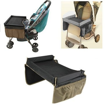 Generic Portable Baby Kids Safety Car Seat Stroller Tray Play Travel Drawing Board