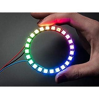 Adafruit Erweiterungsmodul NeoPixel Ring - 24 x 5050 RGB LED 1586