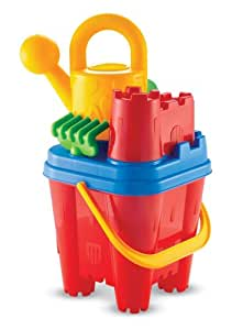 Ecoiffier Castle Bucket Set