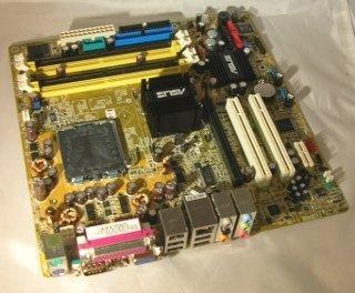 Asus P5GD2-VM/S placa base 775