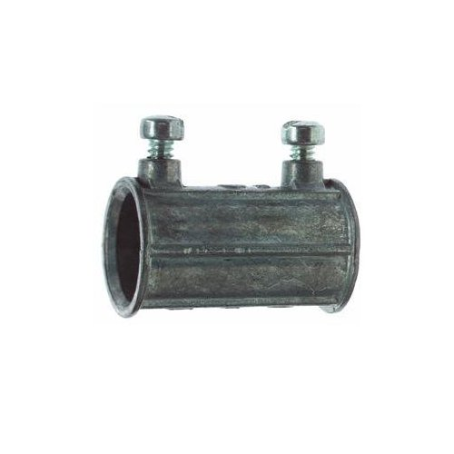 Thomas & Betts TK221SC-1 1/2-Inch Electrical Metallic Tubing Set Screw Coupling by Thomas & Betts (Metallic-set Bett)