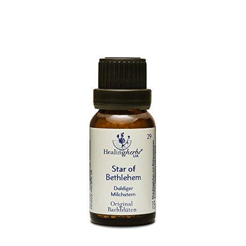 Healing Herbs Bachblüten Star of Bethlehem Globuli, 15 g
