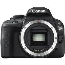 """Canon EOS100D - Cámara réflex digital de 18 Mp (pantalla de 3""""), Negro (importado)"""
