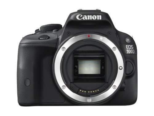 Canon EOS 100D SLR-Digitalkamera Gehäuse_1