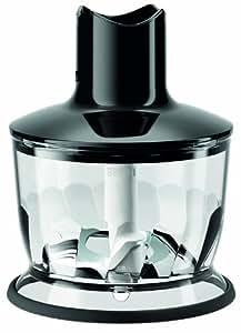 Braun MultiQuick MQ 30 EasyClick Zerkleinerer (500 ml), schwarz