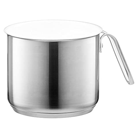 Style'n Cook Milchtopf Ø 14 cm Edelstahl 1,8 Liter Induktion