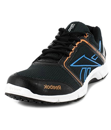 Reebok Men's Run Stream Lp Multi-Color Running Shoes  - 11 UK  available at amazon for Rs.1649