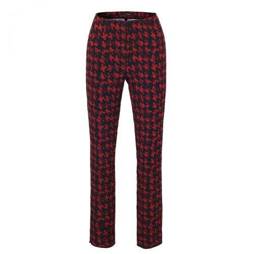 Stehmann -  Pantaloni  - Donna - Black/red