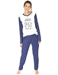 MASSANA - Pijama de Mujer Awesome M