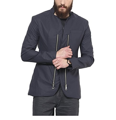 Yepme Men's Polyester Blazers - Ypmblzr0006-$p