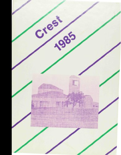 (Color Reprint) 1985 Yearbook: San Marcos Baptist Academy, San Marcos, Texas