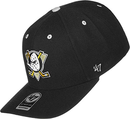 47 Brand Stretch Cap Fanartikel KICKOFF Ottawa Senators schwarz Eishockey