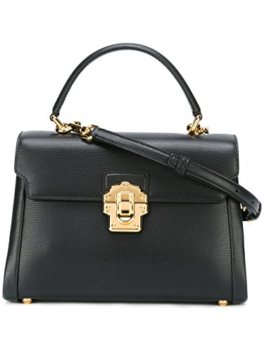 DOLCE-E-GABBANA-WOMENS-BB6216AC68280999-BLACK-LEATHER-HANDBAG