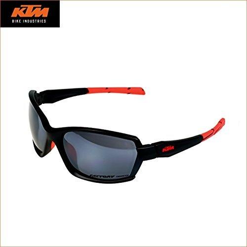 """KTM """"Factory - Line C2"""" Sonnenbrille - Motorradbrille - Bikebrille - Skibrille - Fahrradbrille. 100% UV-Schutz ( 67356 )"""