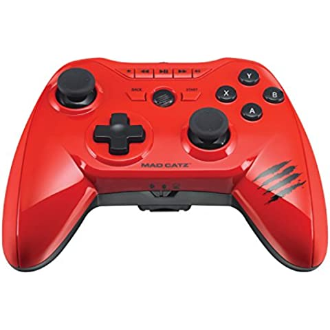 PC: C.T.R.L.R Mobile Gamepad Bluetooth 4.0, Rosso