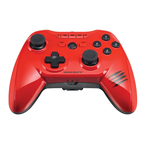 Mad Catz C.T.R.L.R Mobile Gamepad - Gloss Red (Android)