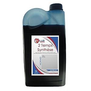 DLLUB – HUILE MOTEUR 2 TEMPS SYNTHESE – 5 litres pas cher