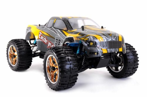 Amewi Monstertruck Torche Pro Brushless thumbnail