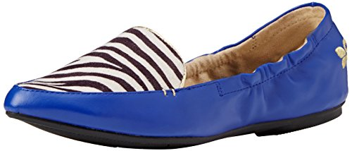 Butterfly Twist Amber- Ballerine donna, colore Blu, taglia 36 EU (3 UK)