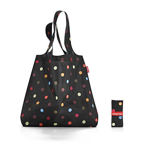 Image of reisenthel mini maxi shopper dots  Maße: 45 x 53,5 x 7 cm / Volumen: 15 l / waschbar bei 30 °C