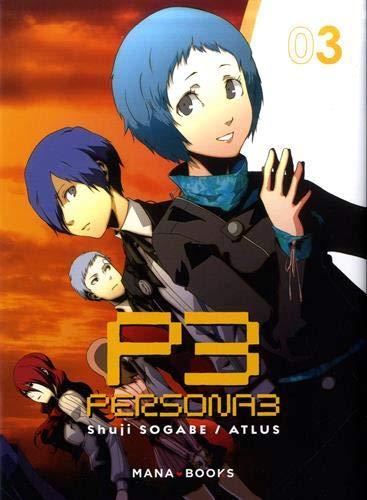 Persona 3 Edition simple Tome 3