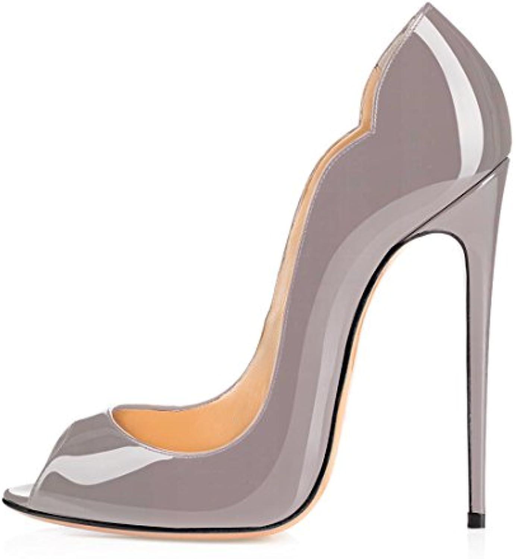Soireelady - Zapatos con tacón Mujer -